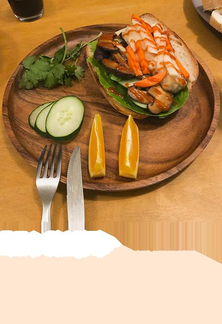 목포 | 최소한끼 - 제철 채소로 만드는 계절 메뉴 #그린페스토파스타 #두부크림라떼 #곡물커피