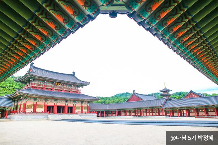 오층목탑은 단지 사진 @다님 5기 박정혜