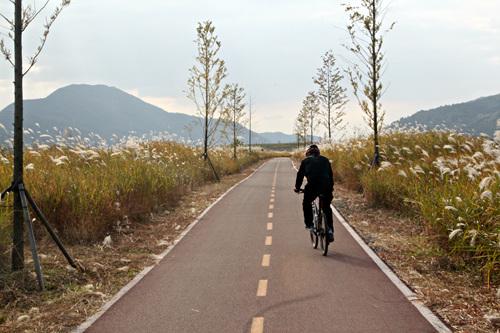 국토종주 자전거길 1년 8개월…다시 한 번 달려보니