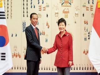 인도네시아, 몽골… 가까워지다!