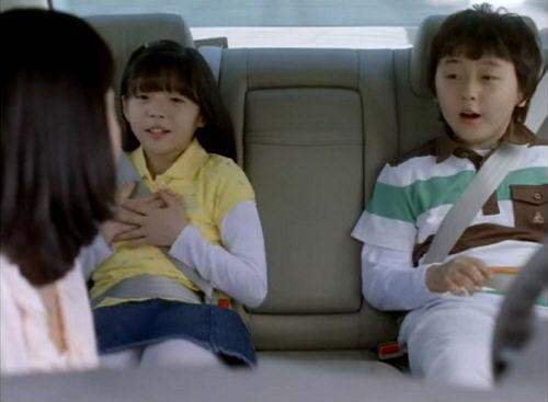 전좌석 안전띠, 가족 생명 꽉 붙든다!