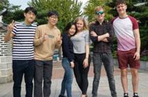 영국 학생의 한국 고등학교 체험기