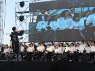 100여 명 휠체어 합창단이 부르는 노래~