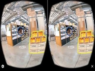 세계 최초 VR쇼핑몰, 직접 체험해봤다~