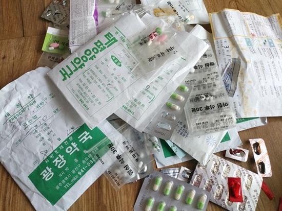 약은 약사에게, 폐의약품은 약국에게