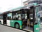 폐식용유로 달리는 버스!