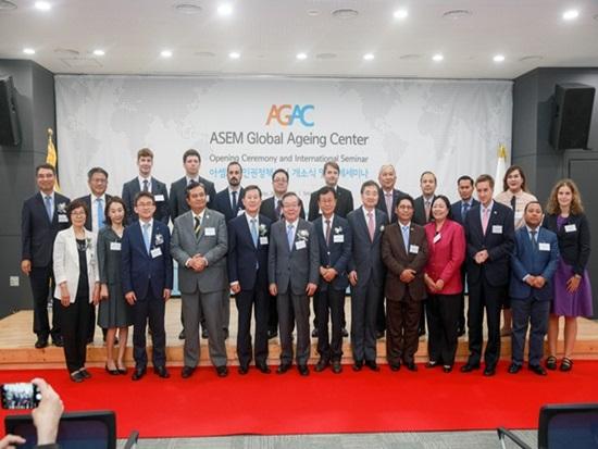 세계 최초 노인인권전담 국제기구 개소