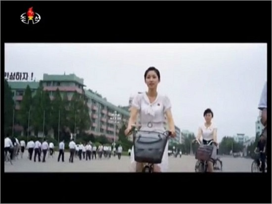 북한 영화, 직접 봤더니~
