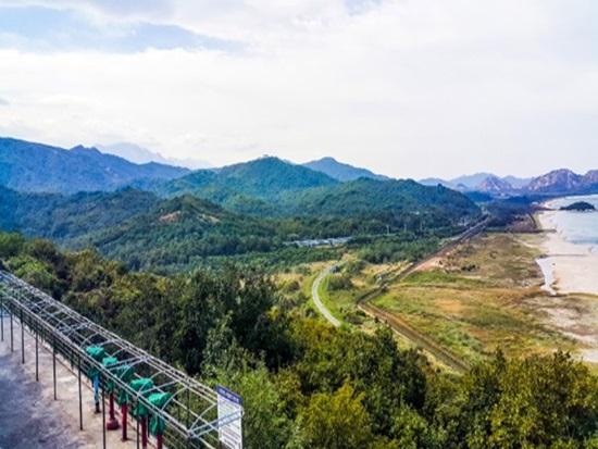 엄홍길 대장과 'DMZ, 평화의 길을 걷다'